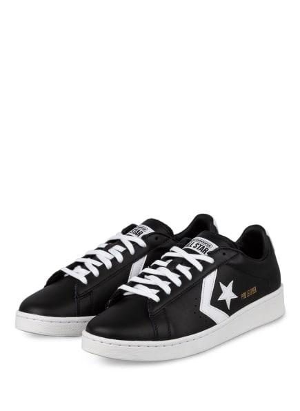 CONVERSE Sneaker ALL STAR, Farbe: WEISS/ SCHWARZ (Bild 1)