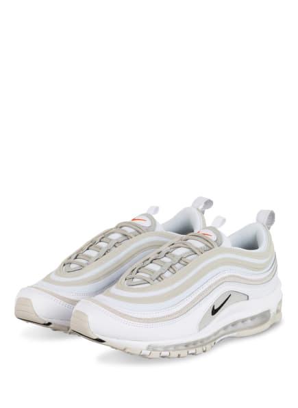 Nike Sneaker AIR MAX 97, Farbe: WEISS/ HELLGRAU (Bild 1)