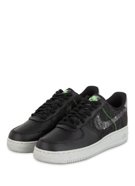 Nike Sneaker AIR FORCE 1 '07, Farbe: SCHWARZ/ GRAU (Bild 1)
