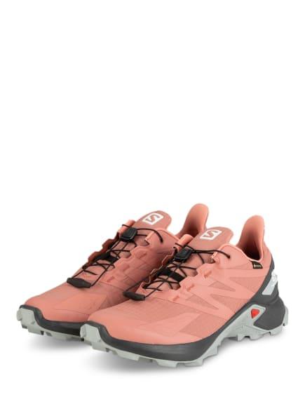 SALOMON Trailrunning-Schuhe SUPERCROSS BLAST GTX, Farbe: ALTROSA (Bild 1)