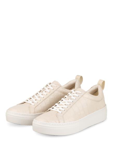 VAGABOND Plateau-Sneaker ZOE, Farbe: CREME (Bild 1)