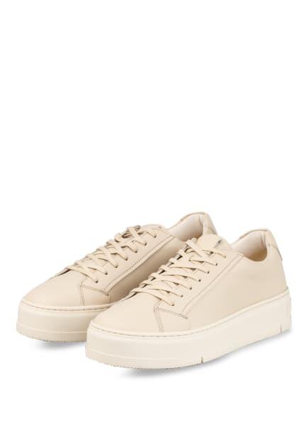 VAGABOND Plateau-Sneaker JUDY , Farbe: CREME (Bild 1)