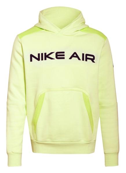 Nike Hoodie, Farbe: NEONGRÜN (Bild 1)