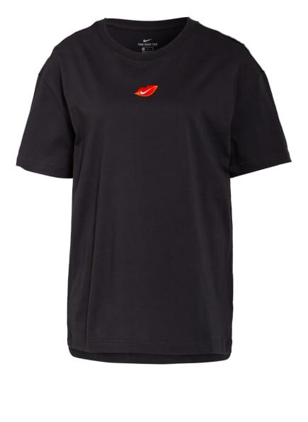 Nike T-Shirt SPORTSWEAR, Farbe: SCHWARZ (Bild 1)