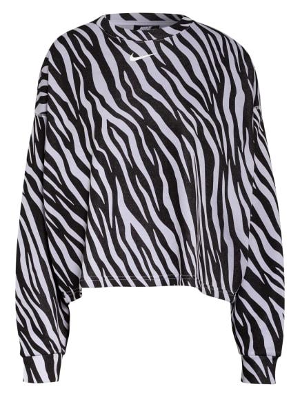 Nike Oversized-Sweatshirt SPORTSWEAR ICON CLASH, Farbe: SCHWARZ/ HELLLILA (Bild 1)