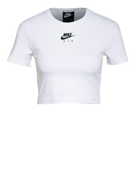 Nike Cropped-Shirt AIR, Farbe: WEISS (Bild 1)