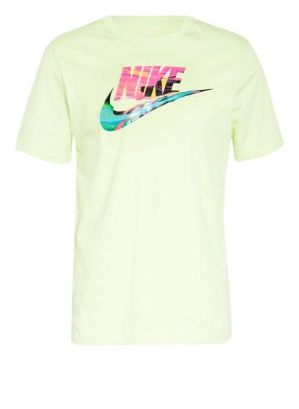 Nike T-Shirt SPORTSWEAR, Farbe: NEONGRÜN (Bild 1)