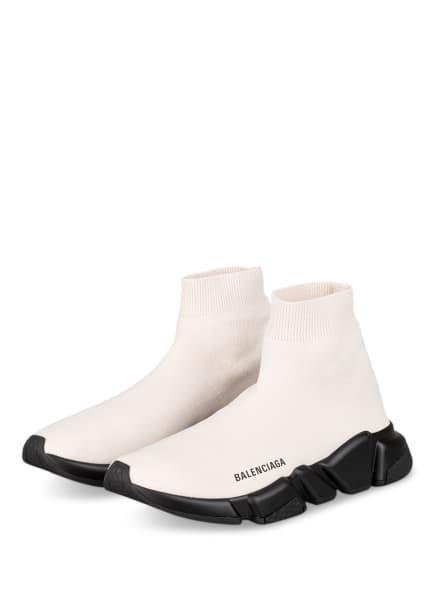 BALENCIAGA Hightop-Sneaker SPEED, Farbe: WEISS (Bild 1)