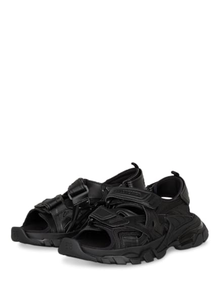 BALENCIAGA Sandalen TRACK, Farbe: SCHWARZ (Bild 1)