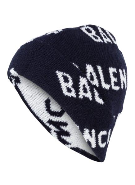 BALENCIAGA Mütze, Farbe: DUNKELBLAU/ WEISS (Bild 1)