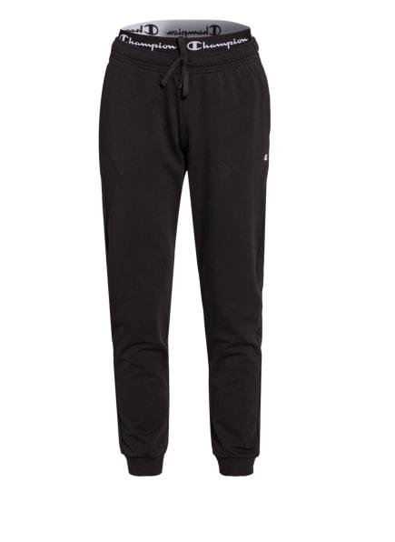 Champion Sweatpants, Farbe: SCHWARZ (Bild 1)