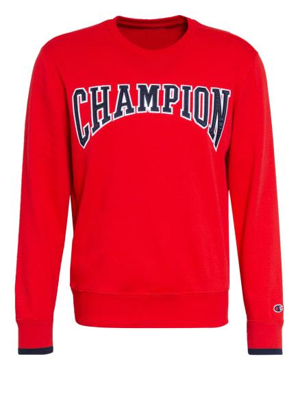 Champion Sweatshirt , Farbe: ROT/ DUNKELBLAU (Bild 1)