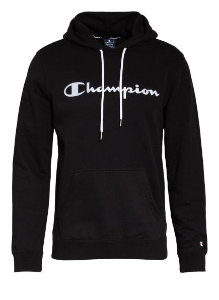 Champion Hoodie, Farbe: SCHWARZ (Bild 1)