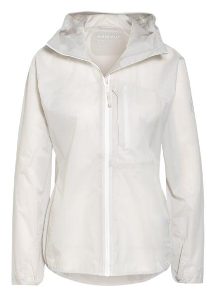 MAMMUT Outdoor-Jacke KENTO LIGHT, Farbe: HELLGRAU (Bild 1)