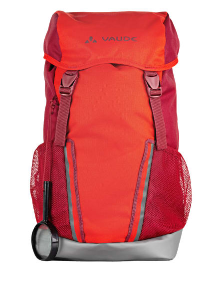 VAUDE Rucksack PUCK 14 l, Farbe: GRAU/ ROT (Bild 1)