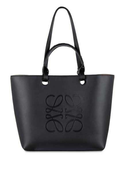 LOEWE Shopper, Farbe: SCHWARZ (Bild 1)