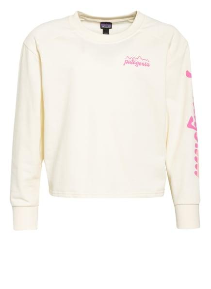 patagonia Sweatshirt, Farbe: HELLGELB/ PINK (Bild 1)