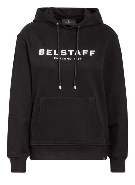 BELSTAFF Hoodie, Farbe: SCHWARZ (Bild 1)