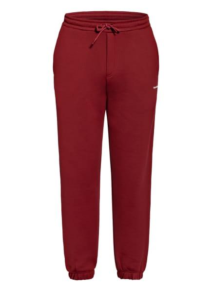 HOLZWEILER Sweatpants FLEASER, Farbe: DUNKELROT (Bild 1)