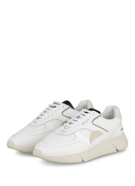 AXEL ARIGATO Plateau-Sneaker GENESIS TRIPLE , Farbe: WEISS/ HELLGRAU (Bild 1)