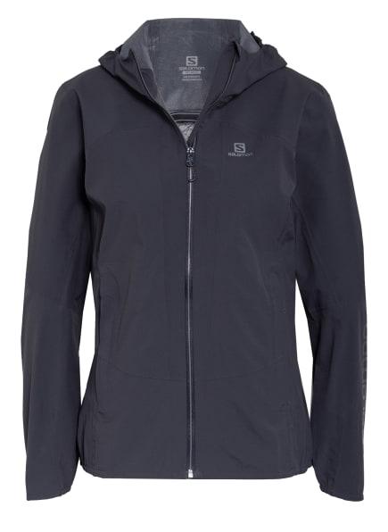 SALOMON Outdoor-Jacke OUTLINE, Farbe: GRAU (Bild 1)
