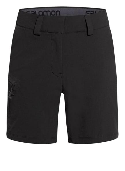 SALOMON Outdoor-Shorts WAYFARER, Farbe: SCHWARZ (Bild 1)