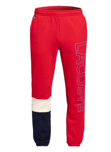 LACOSTE Sweatpants, Farbe: HC3 rot (Bild 1)