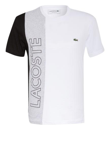 LACOSTE T-Shirt, Farbe: L78 weiss (Bild 1)