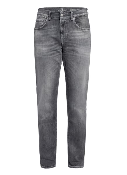 7 for all mankind Jeans SLIMMY TAPERED Modern Slim Fit , Farbe: GREY (Bild 1)