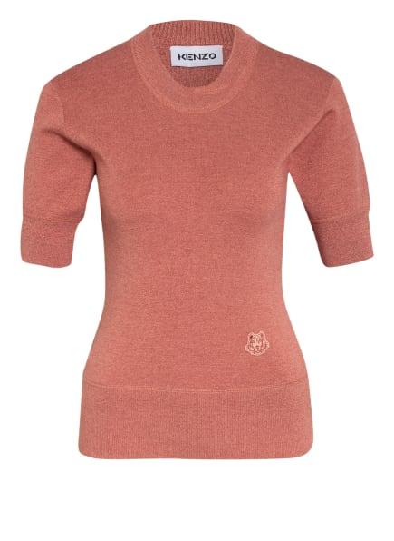 KENZO Strickshirt, Farbe: HELLROT (Bild 1)