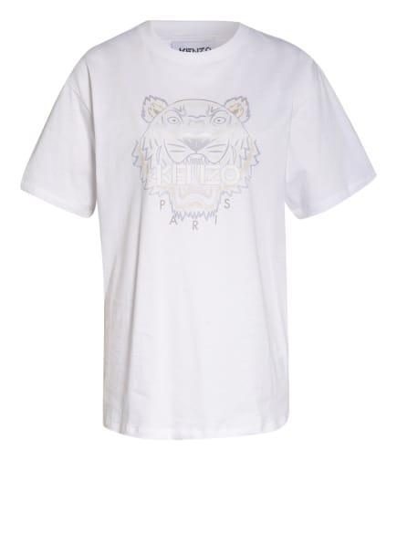 KENZO Oversized-Shirt TIGER , Farbe: WEISS (Bild 1)