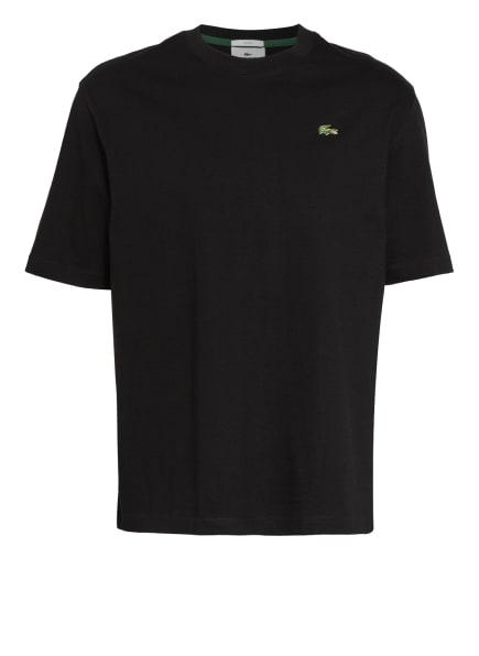 LACOSTE L!VE T-Shirt, Farbe: SCHWARZ (Bild 1)