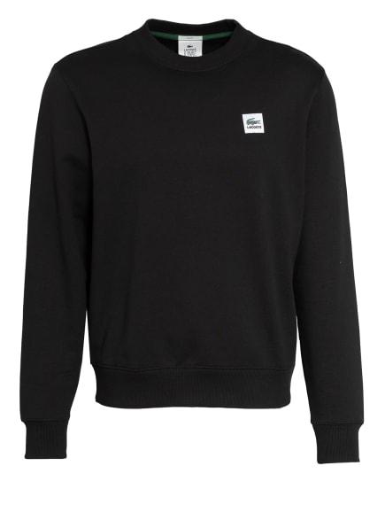 LACOSTE L!VE Sweatshirt, Farbe: SCHWARZ (Bild 1)