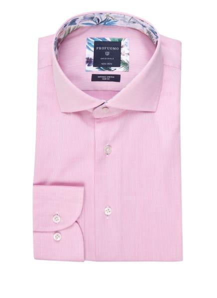 PROFUOMO Hemd Slim Fit, Farbe: ROSA/ WEISS (Bild 1)