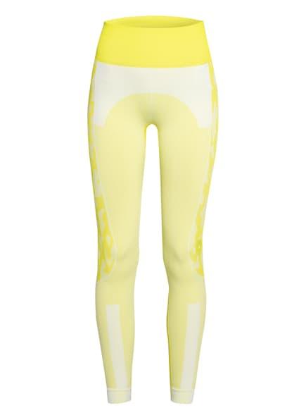 adidas by Stella McCartney 7/8-Tights TRUEPURPOSE, Farbe: NEONGELB (Bild 1)