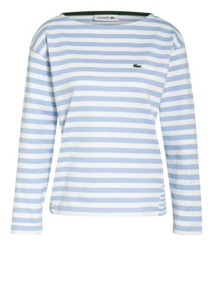 LACOSTE Pullover , Farbe: HELLBLAU/ WEISS (Bild 1)