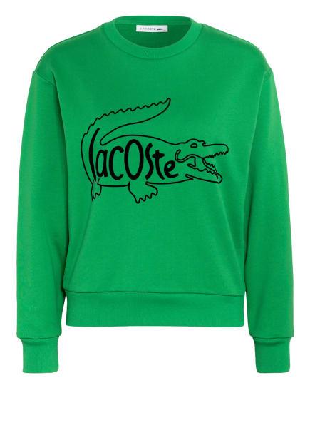 LACOSTE Sweatshirt, Farbe: GRÜN/ SCHWARZ (Bild 1)