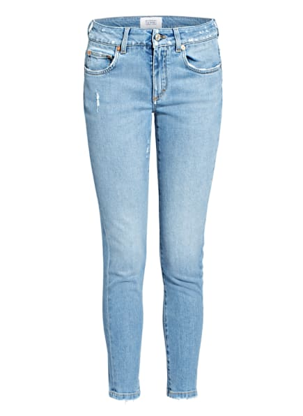 GIVENCHY 7/8-Skinny Jeans , Farbe: 452 LIGHT BLUE (Bild 1)