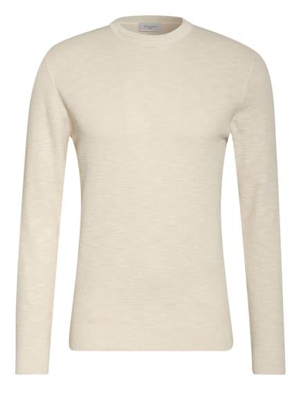 PROFUOMO Pullover, Farbe: BEIGE (Bild 1)
