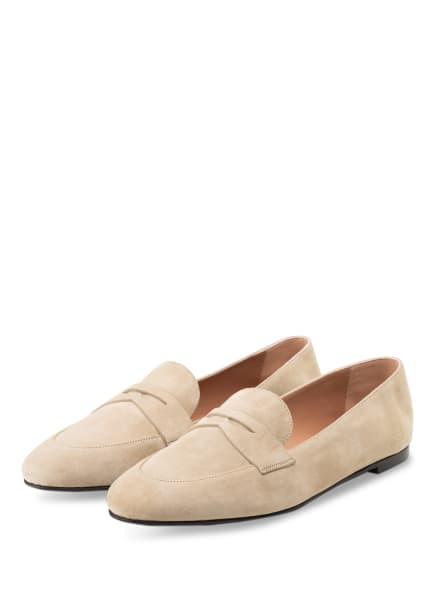 BOSS Penny-Loafer CARRIE, Farbe: CREME (Bild 1)