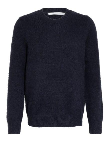 HELMUT LANG Pullover mit Alpaka, Farbe: DUNKELBLAU (Bild 1)
