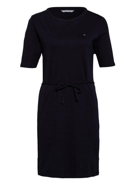 TOMMY HILFIGER Jerseykleid, Farbe: DUNKELBLAU (Bild 1)