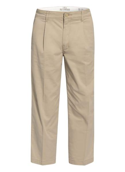 Levi's® Chino Stay Loose Fit mit verkürzter Beinlänge, Farbe: BEIGE (Bild 1)