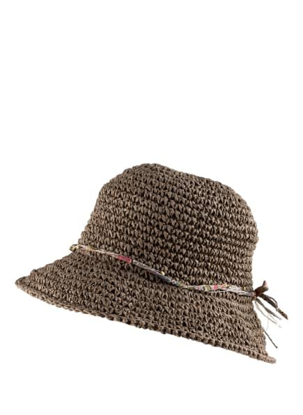 LOEVENICH Hut, Farbe: HELLBRAUN (Bild 1)