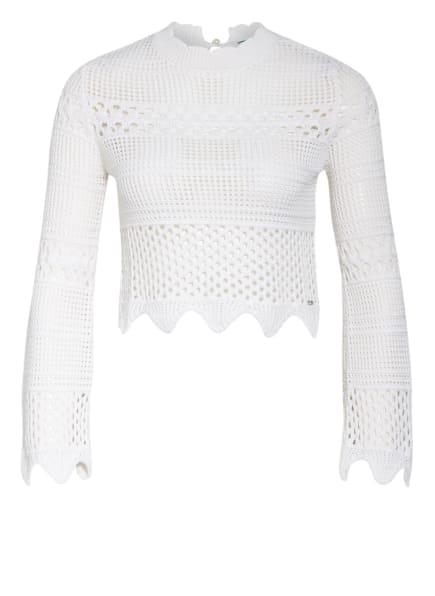 GUESS Pullover ANNIE, Farbe: WEISS (Bild 1)