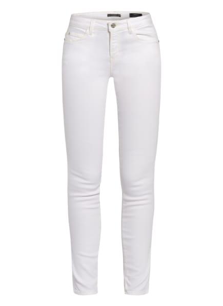 GUESS Skinny Jeans CURVE, Farbe: ECRU (Bild 1)
