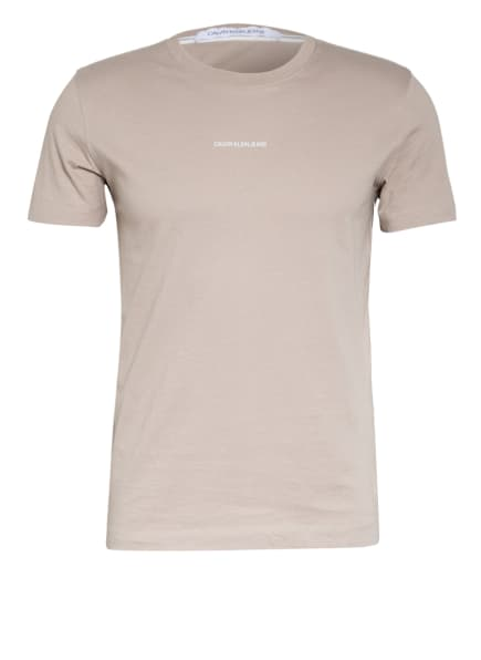 Calvin Klein Jeans T-Shirt , Farbe: BEIGE (Bild 1)
