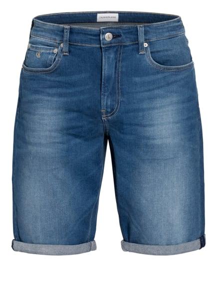 Calvin Klein Jeans Jeansshorts Regular Fit, Farbe: 1BJ DENIM DARK (Bild 1)