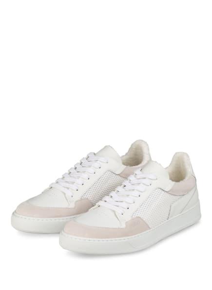 HUGO Sneaker VERA, Farbe: WEISS/ NUDE (Bild 1)
