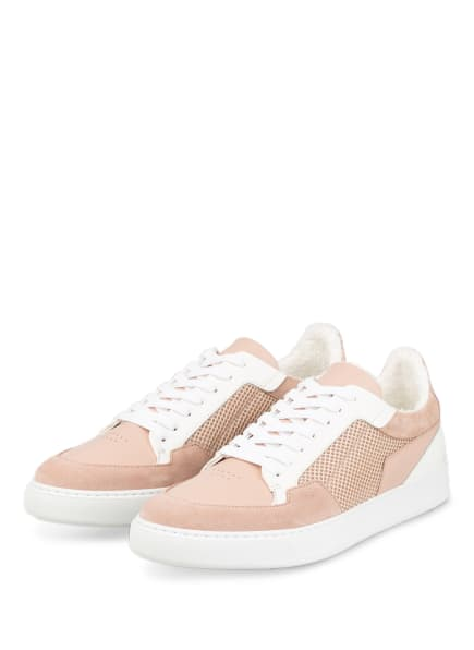 HUGO Sneaker VERA, Farbe: WEISS/ ROSA (Bild 1)
